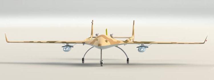 UNMANNED TARGET AERIAL SYSTEMS