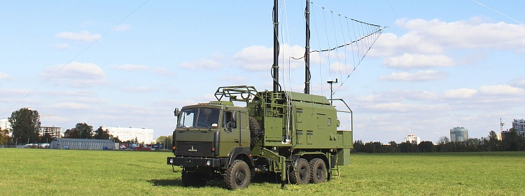 """GROZA"" (""GROZA-6"") VHF RADIO COMMUNICATION JAMMER"